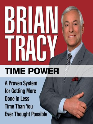 cover image of Time Power