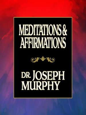 cover image of Meditations & Affirmations