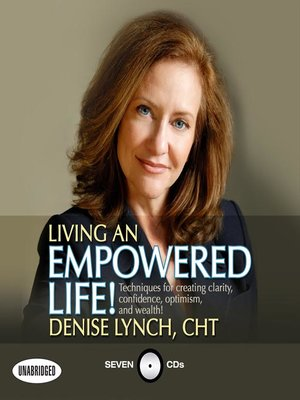 cover image of Living an Empowered Life