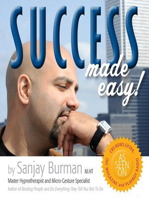 cover image of Success Made Easy