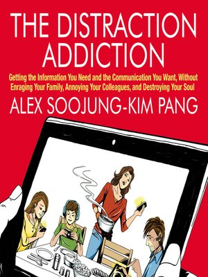 cover image of The Distraction Addiction
