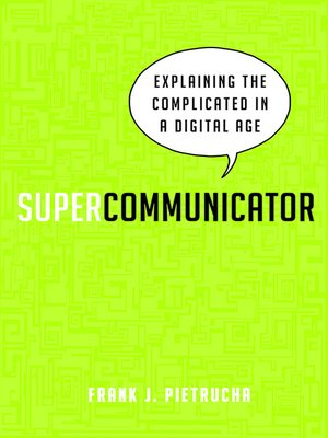 cover image of Supercommunicator