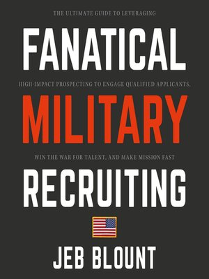cover image of Fanatical Military Recruiting