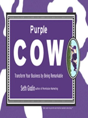cover image of Purple Cow