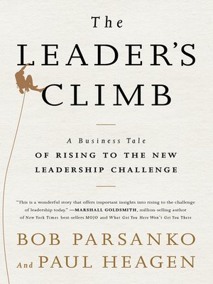 cover image of The Leader's Climb