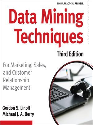 cover image of Data Mining Techniques
