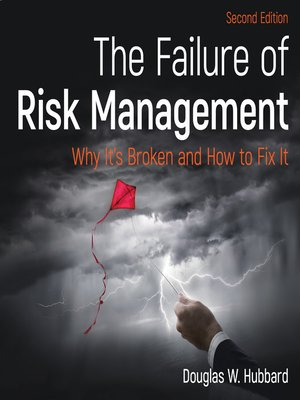 cover image of The Failure of Risk Management