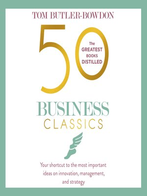 cover image of 50 Business Classics