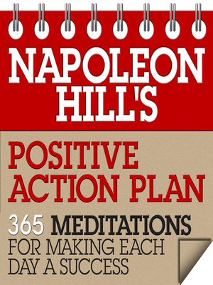 cover image of Napoleon Hill's Positive Action Plan