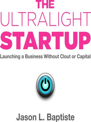 cover image of The Ultralight Startup