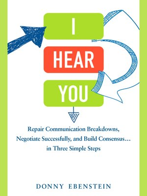 cover image of I Hear You