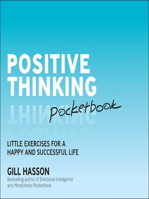 cover image of Positive Thinking Pocketbook
