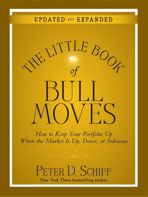 cover image of The Little Book Bull Moves (Updated and Expanded)