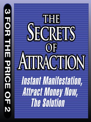 cover image of The Secrets of Attraction