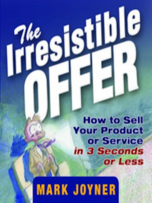 cover image of The Irresistible Offer