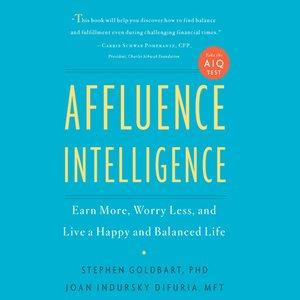 cover image of Affluence Intelligence