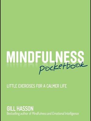 cover image of Mindfulness Pocketbook