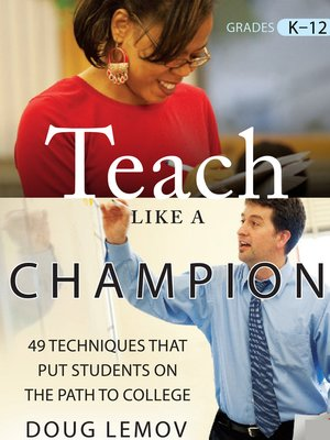 cover image of Teach Like a Champion