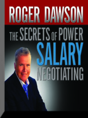 cover image of The Secrets Power Salary Negotiating