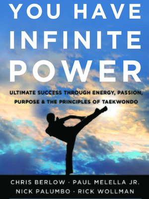 cover image of You Have Infinite Power