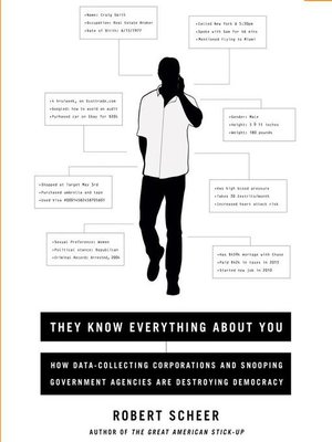 cover image of They Know Everything About You