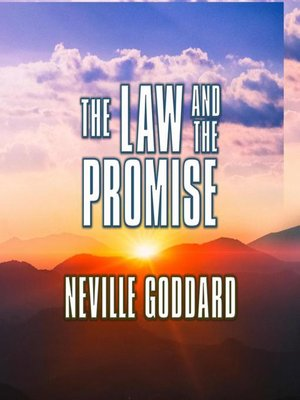 cover image of The Law and the Promise