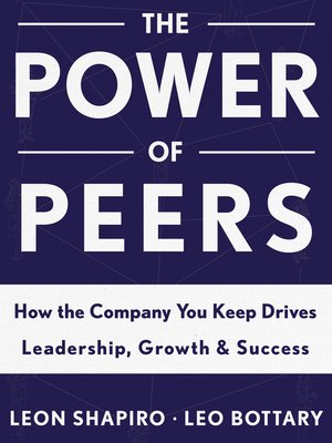 cover image of The Power of Peers