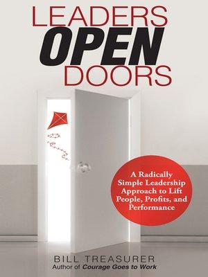 cover image of Leaders Open Doors