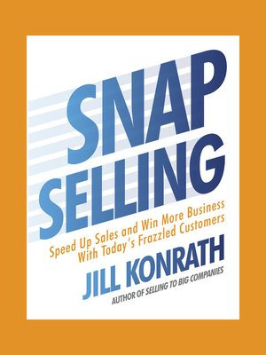 cover image of Snap Selling