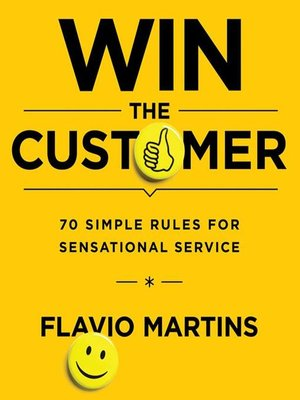 cover image of Win the Customer