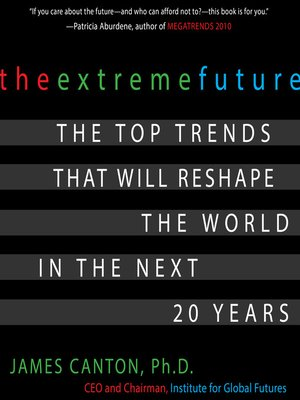cover image of The Extreme Future
