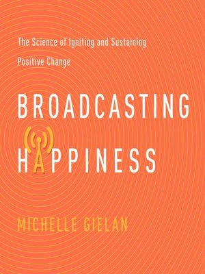 cover image of Broadcasting Happiness