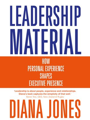 cover image of Leadership Material