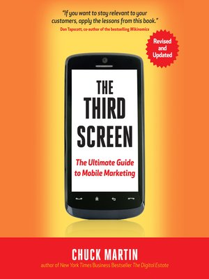 cover image of The Third Screen