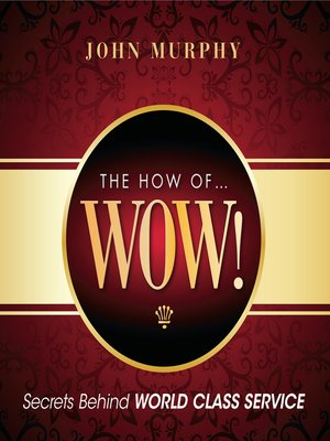 cover image of The How Wow!