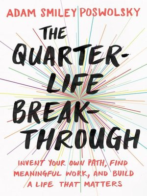 cover image of The Quarter-Life Breakthrough