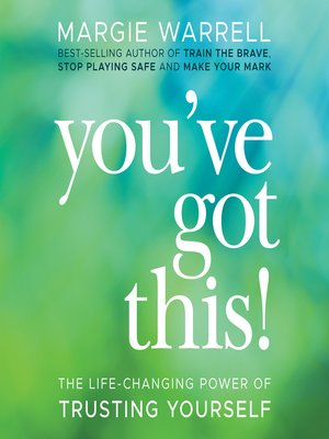 cover image of You've Got This