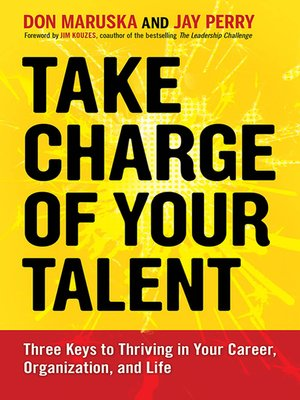 cover image of Take Charge of Your Talent