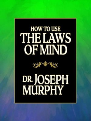 cover image of How to Use the Laws Mind