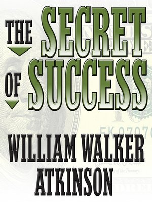 cover image of The Secret of Success