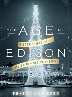cover image of The Age Edison