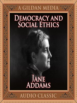 cover image of Democracy and Social Ethics