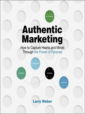 cover image of Authentic Marketing