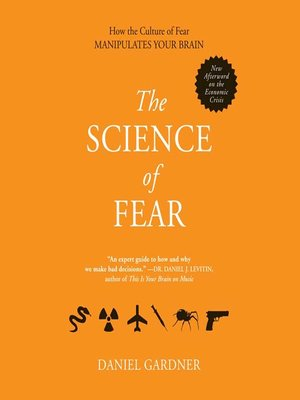 cover image of The Science Fear