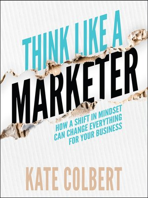 cover image of Think Like a Marketer