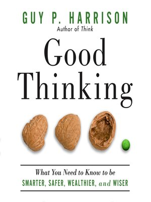cover image of Good Thinking
