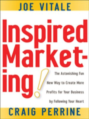 cover image of Inspired Marketing!