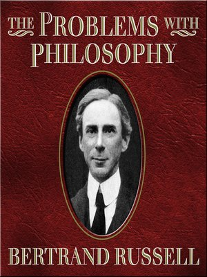cover image of The Problems With Philosophy