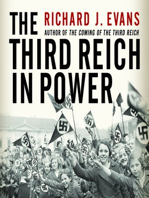 cover image of The Third Reich in Power