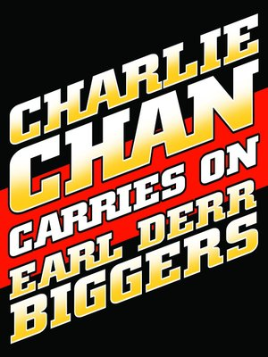 cover image of Charlie Chan Carries On